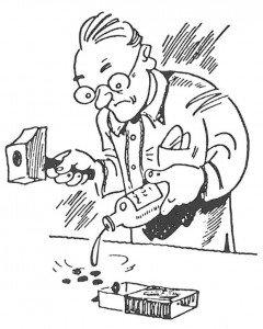 Ineffektiv skadedyrsbekjempelse er et problem - Veggedyr Stikk og kloee - Side 17