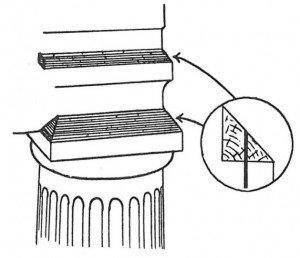 Konstruksjonsendring av bygning til stopp av duer